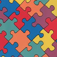 Лінолеум IVC NEO Puzzle 50